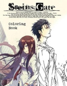 Steins Gate: Coloring Book