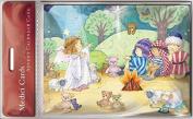 Advent Calendar Card (MED0721) - Childrens Nativity