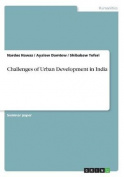 Challenges of Urban Development in India