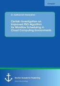 Certain Investigation on Improved Pso Algorithm for Workflow Scheduling in Cloud Computing Environments