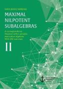 Maximal Nilpotent Subalgebras II