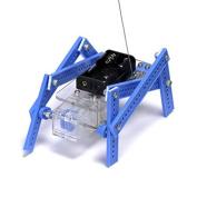 LaDicha Diy Remote Control Quadruped Robot Assembling Model Toy Robot Smart Car Kit