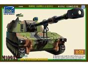 "'Riich Models RT72002 Model Kit M109 A2 155 mm Self Propelled Howitzer """