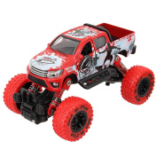 MIA 1:30 Scale Die-cast Pull Back Shock Proof Off-Road Vehicle Racing Car Model Car Buggy Truck Gift Toy