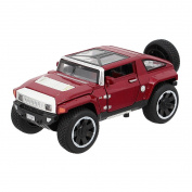 MIA 1:32 Scale Die-cast Pullback Off-Road Vehicle Racing Car Model Car Buggy Truck Lighting Music Gift Toy