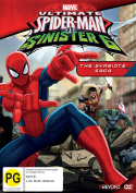 Ultimate Spider-Man vs The Sinister 6 [Region 4]