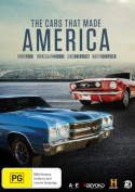 The Cars That Made America [Region 4]