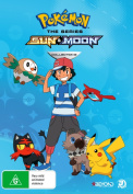 Pokemon: The Series - Sun & Moon [Region 4]