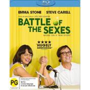 Battle of the Sexes  [Region B] [Blu-ray]