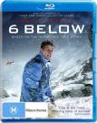 6 Below [Region B] [Blu-ray]