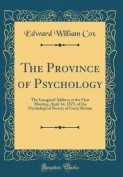 The Province of Psychology