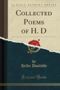 Collected Poems of H. D