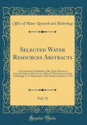 Selected Water Resources Abstracts, Vol. 11