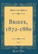 Briefe, 1872-1880, Vol. 5  [FRE]