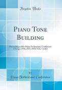 Piano Tone Building