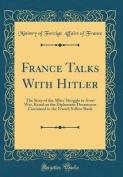 France Talks with Hitler