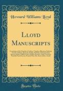 Lloyd Manuscripts