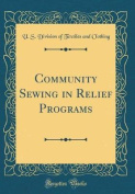 Community Sewing in Relief Programs