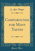 Campgrounds for Many Tastes