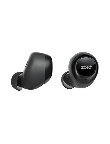 42e409bc719 ZOLO Liberty Total-Wireless Earphones, Bluetooth Earbuds with ...