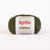 Katia Austral – Loden (23 Red) – 50 g/Approximately 140 M Wool