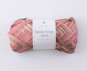Manila Hemp Yarn Dyed 503 Peach 20 g 50 m
