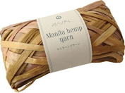 Manila Hemp Yarn Stained Dyed 505 Quinaco 20 g 50 m