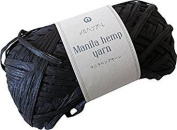 Manila hemp yarn 510 black 20 g 50 m