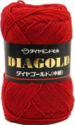 Diamond gold wool FINE Col.289 red 50 g 200 m