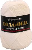 Diamond gold wool FINE Col.36 white 50 g 200 m