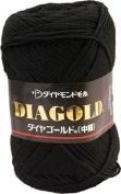 Diamond gold wool FINE Col.13 black 50 g 200 m