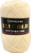 Diamond gold wool FINE Col.273 cream 50 g 200 m