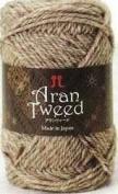 Alan Tweed Yarn MEDIUM 5 40 g 82 m 1 Bag 5 Balls