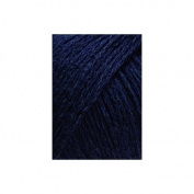 Lang Yarns Cashmere Cotton 025 Dark Blue 25g