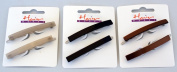 Hairworks Barrette Hair Clip in Assorted Colours