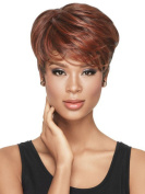 Ladies Short Roll Wig Fashion Wig Wigs