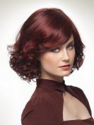 Ladies Wig Short Curly Hair Wig Stylish Personality Wigs