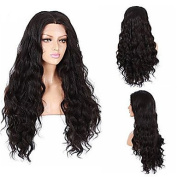 DSY Beauty Wigs Style Human Virgin Hair Lace Wig Lace Front Natural Wavy Lace Wig glueless with Baby Hair