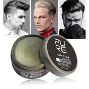 SOMEAS Original Hair Clay Colouring hair styling wax High Hold Low Shine hair clay For Men's Hair Styling