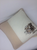 Premium Quality Little Hug Nursery Cushion for Baby & Toddler - Neutral Colours