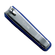 Nippes Nail Clipper 556E, With Nail Collector, Highest Quality, for Clipping, Cleaning & Filinng