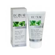 EO Laboratorie Men's Natural & Organic Shaving Cream Cedar & Karite 150ml