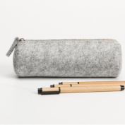 WRITIME Wholesale Pencil Cases Holders Pencil multi-purpose high-capacity student stationery pencil bag men's school supplies,B white