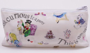 New Alice in Wonderland PVC pencil case by Cardew Design