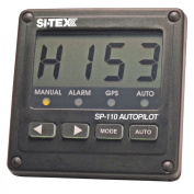 SITEX SP110 SYSTEM W/ RUDDER FB & TYPE S MECH DASH DRIVE