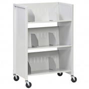 Buddy Products Book Cart