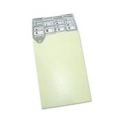 Master Expandi-Matic Posting/Ledger Tray Metal Tab Index, Pressboard, Letter, 25/Pack
