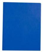 POCKETS & PRONGS 30cm x 24cm DK BLUE 25/BOX