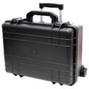 7 Bottle Wheeled Wine Transport Case