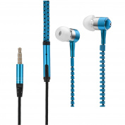 New Zipper Headphones 2017 COMBI grey light blue